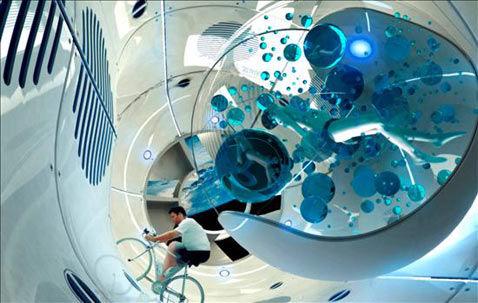Descubrieron una bacteria desconocida en la Estación Espacial Internacional