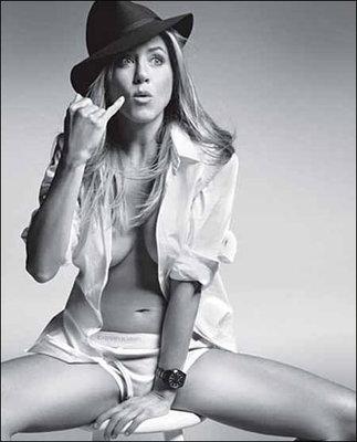 Jennifer aniston desnuda toon