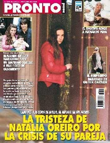 Uruguayos en las revistas argentinas for Chimentos de la farandula argentina