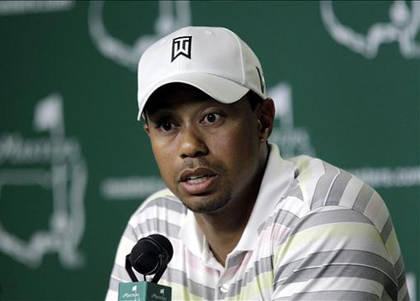 Esposa de Tiger Woods se enoja por spot