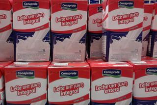 600.000 litros de leche quedarán sin distribuir por paro de trabajadores