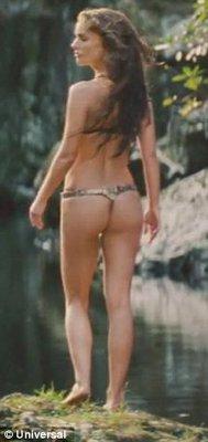 Natalie Portman sexy en petite culotte pour le New York