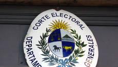 Corte Electoral deja de entregar credenciales por conflicto