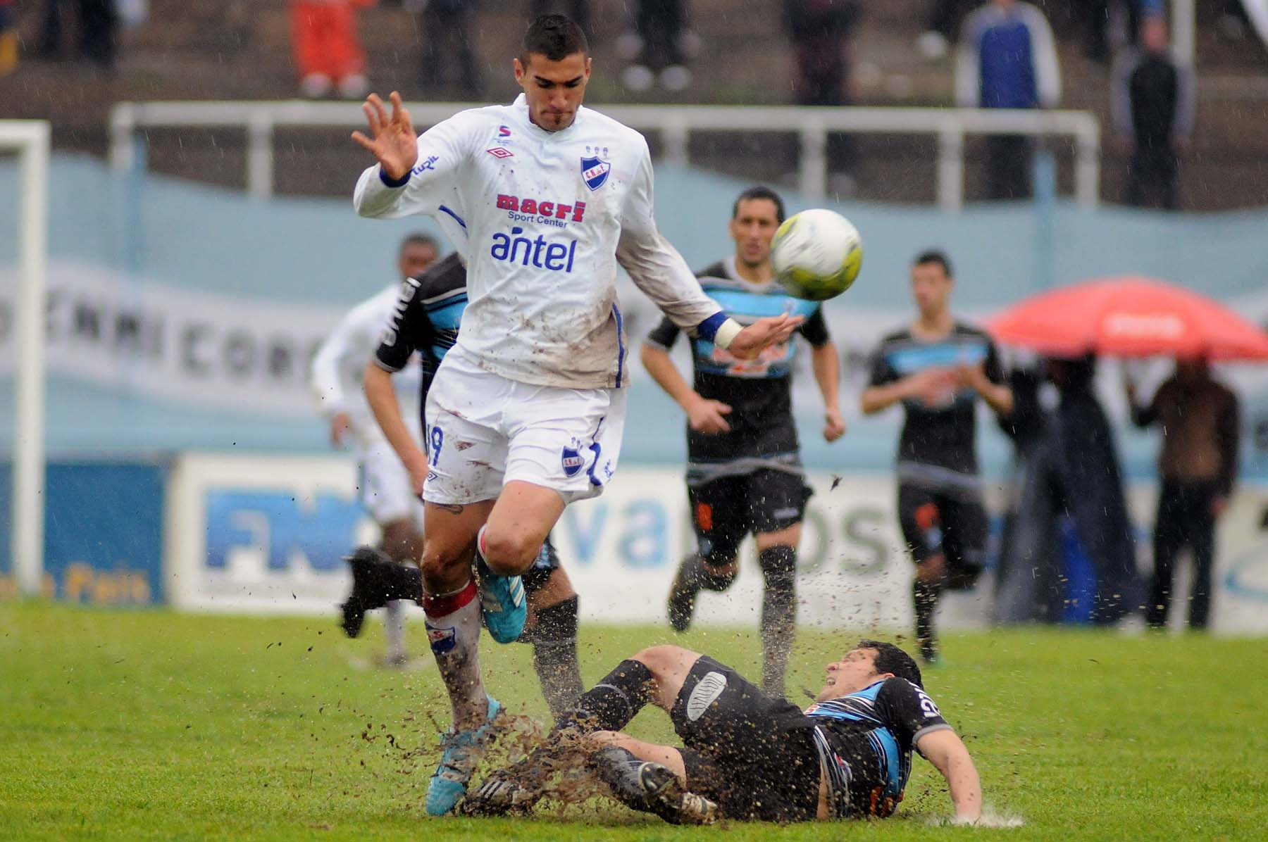campeonato uruguayo 2012