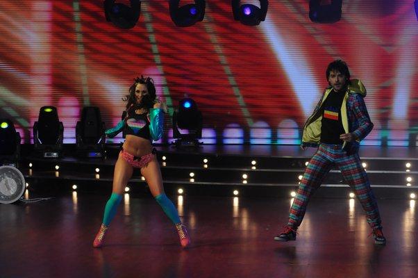 Coki ramirez electro dance learn