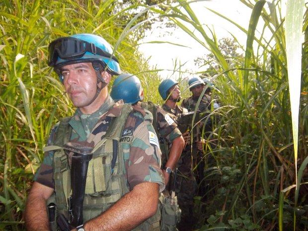 Uruguayos a la guerra