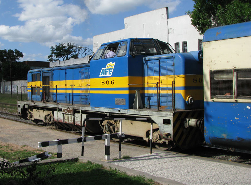 Presentaron el proyecto Ferrocarril Central