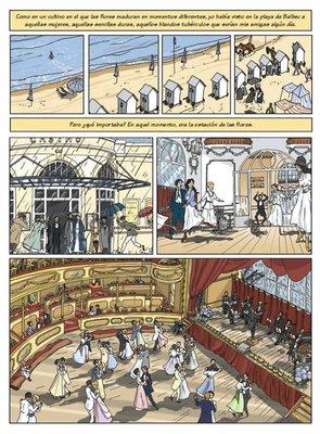 La Obra De Marcel Proust Adaptada Al C Mic