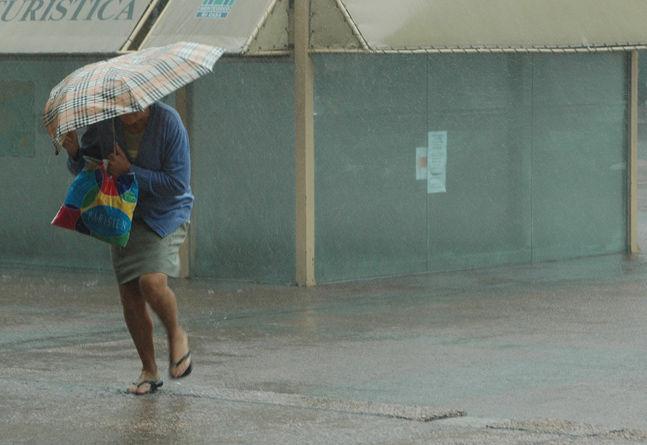 Pronostican lluvias fuertes y tormentas — URUGUAY