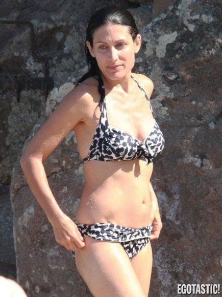 Cuddy from house bikini