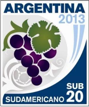 Logo Sudamericano sub20 Argentina 2013