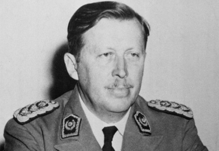 classify and place former dictator of paraguay alfredo stroessner