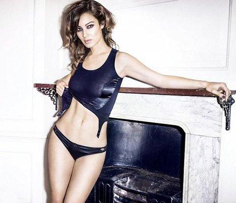 La Nueva Chica Bond Sensual En Revista Fhm