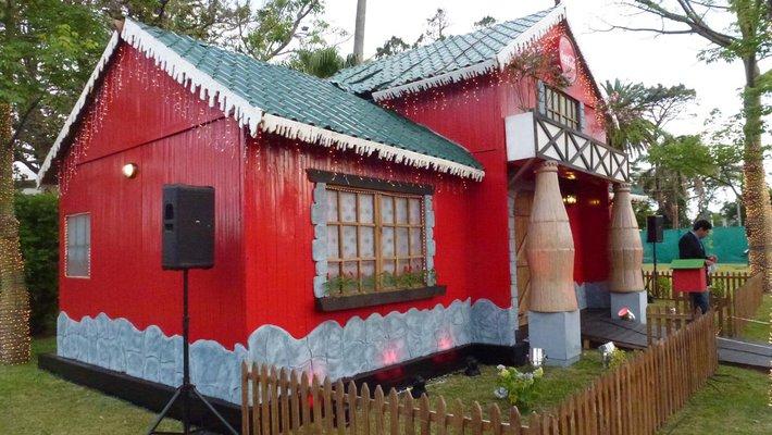 Se inaugur la casa de pap noel - La casa de papa noel alicante ...