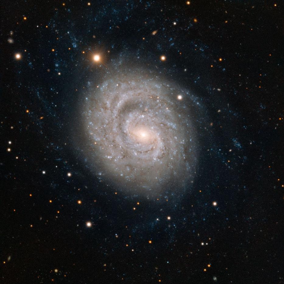 De otra galaxia