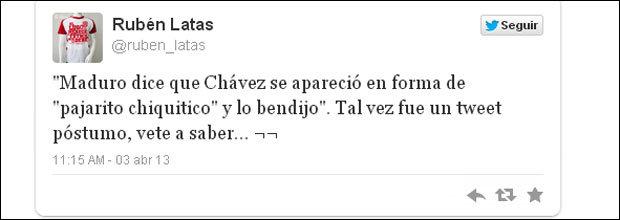 Chat Maduros, chat de maduritos