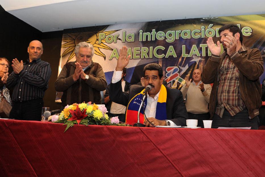 Sindicalistas rechazan postura de cancillería uruguaya contra Venezuela