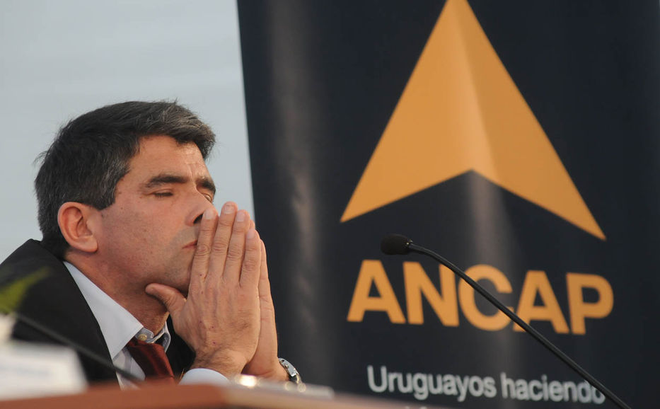 Vicepresidente uruguayo hizo uso