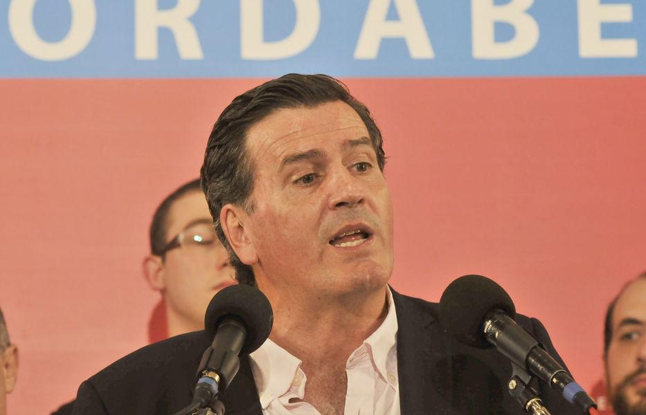 Bordaberry anunció que dejará la actividad política cuando termine esta legislatura