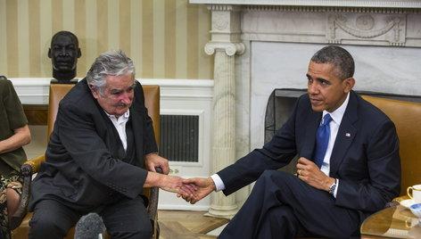 Mujica retrasó llegada de reclusos de Guantánamo