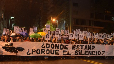 Mirtha Guianze reclamó mayor apoyo para hallar a desaparecidos