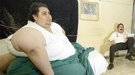 Hombre Mas Gordo Del Mundo Mexico Hombre Más Gordo Del Mundo