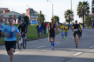 Cambios en el tránsito por la Maratón de Montevideo