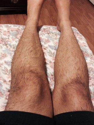 Fotos de piernas velludas de hombre 85