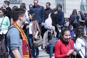 Emma Watson en Uruguay