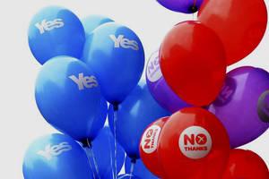 Desde Escocia, el uruguayo Toti Sarasola analiza el plebiscito independentista