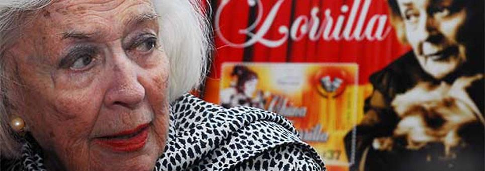 Falleció China Zorrilla