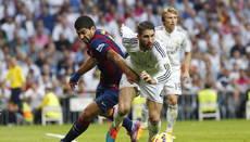 El debut de Suárez con el Barcelona