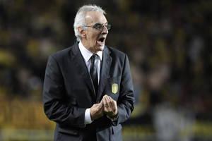 Fossati quiere lo mejor para Peñarol