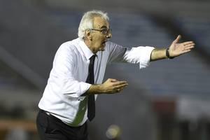 Peñarol: Fossati tras la eliminación