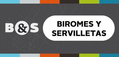 Biromes & Servilletas