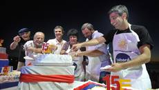 Redes FA celebraron 15 primaveras en la Rambla