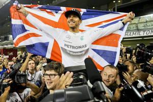 Fórmula Uno: Hamilton campeón