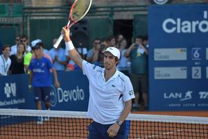 Cuevas campeón del Uruguay Open