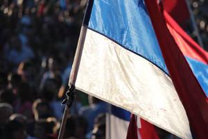 El acto de cierre de Tabaré Vázquez en la mirada de Canal M