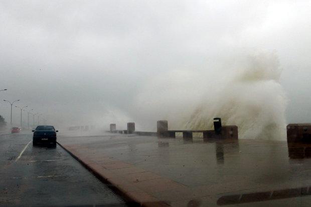 Pronostican fuertes tormentas en norte de Uruguay