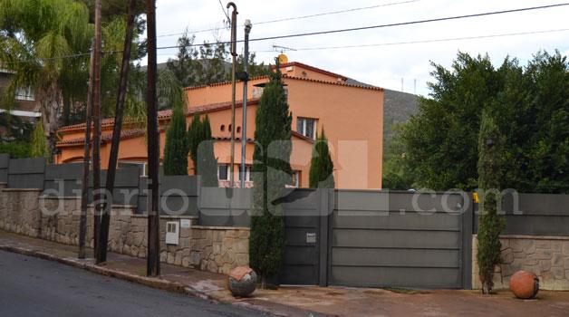 La nueva mansi n de luis su rez residencia de su rez - Casa de messi en castelldefels ...