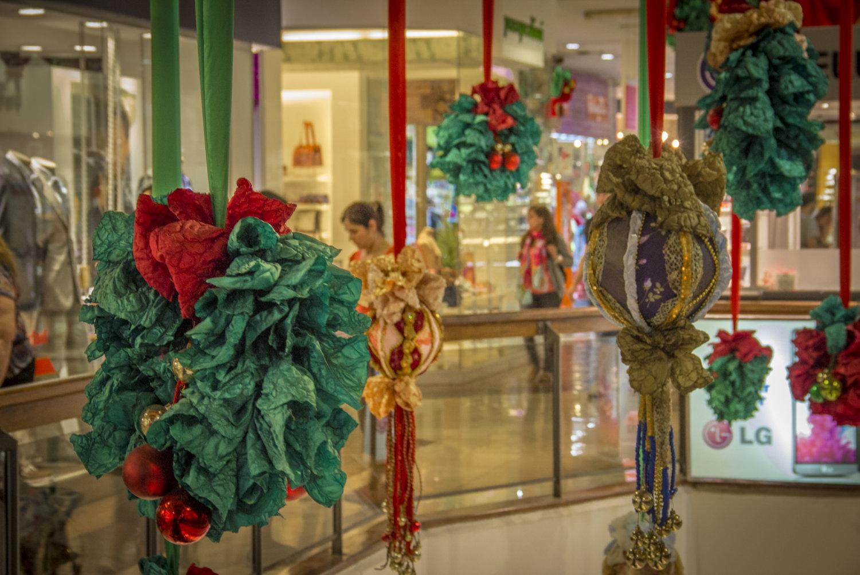 Montevideo shopping convoc a osvaldo reyno para la - Decoracion navidena 2014 ...