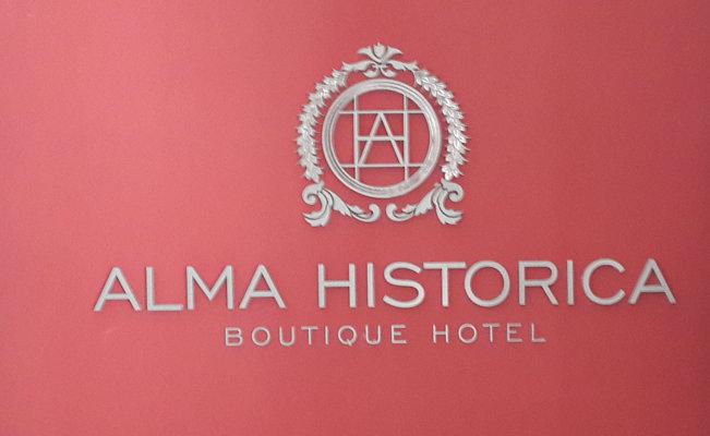Se inaugur el hotel alma hist rica boutique for Boutique hotel genes