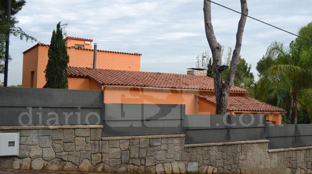 La nueva mansi n de luis su rez - Casa de messi en castelldefels ...