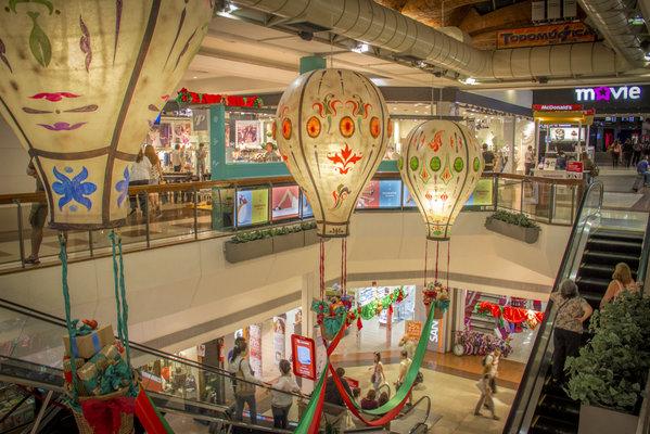 Montevideo shopping convoc a osvaldo reyno para la - Hacer decoracion navidena ...