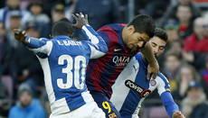Espanyol 0 - Barcelona 0 -  - Temporada Regular -
