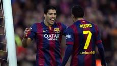 España: Barcelona 5 - Córdoba 0