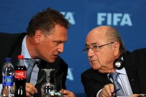 Jerome Valcke, ex número 2 de la FIFA, fue suspendido por doce años
