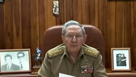 Raúl Castro confirmó acuerdo con Estados Unidos
