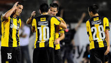 Amistoso: Peñarol 2- All Boys 0